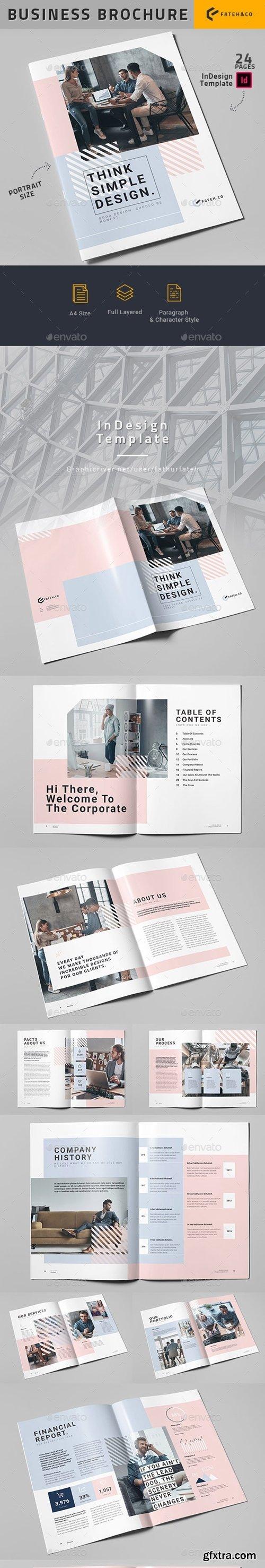GraphicRiver - Business Brochure Vol.4 25591806