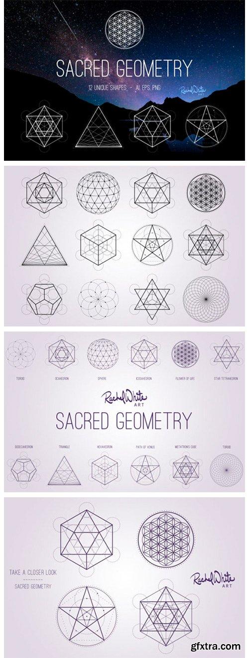 Sacred Geometry Vectors 2611581