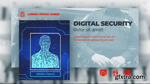 Videohive Security 23529823