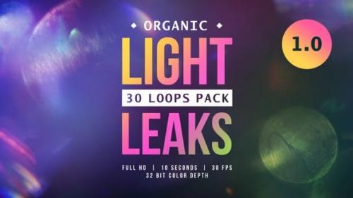 Videohive - Organic Light Leaks 1.0