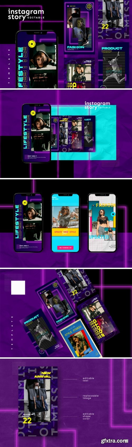Instagram Story Template 2654210