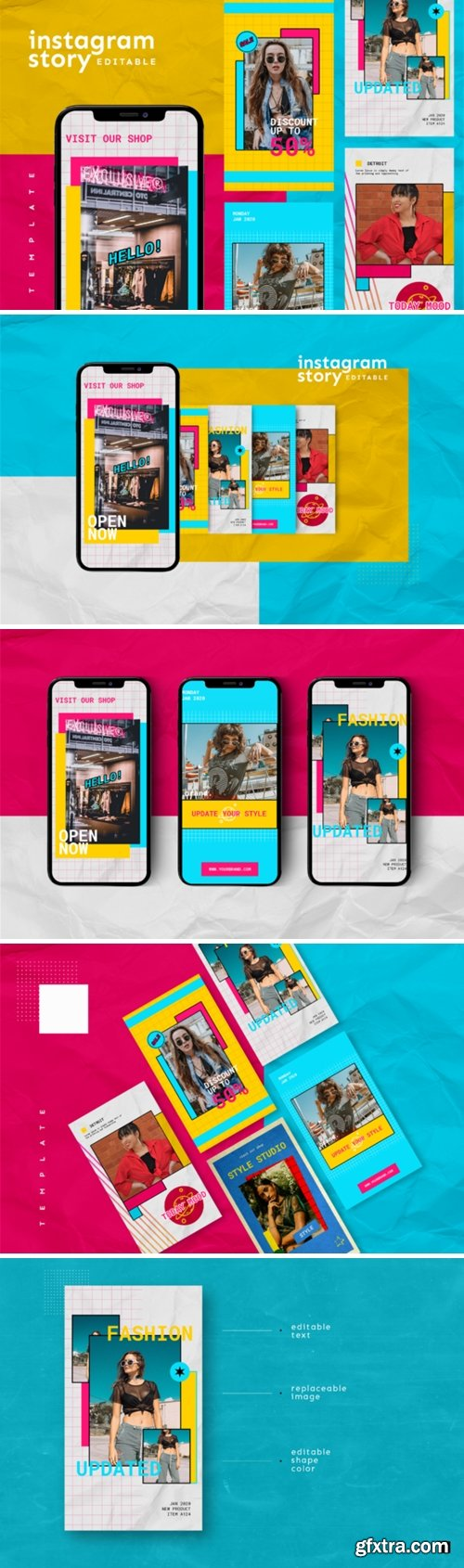 Instagram Story Template 2654214