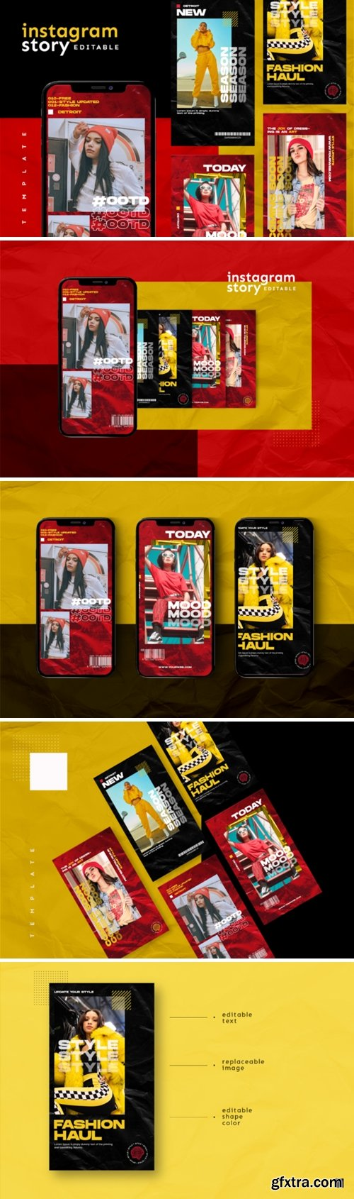 Instagram Story Template 2654220