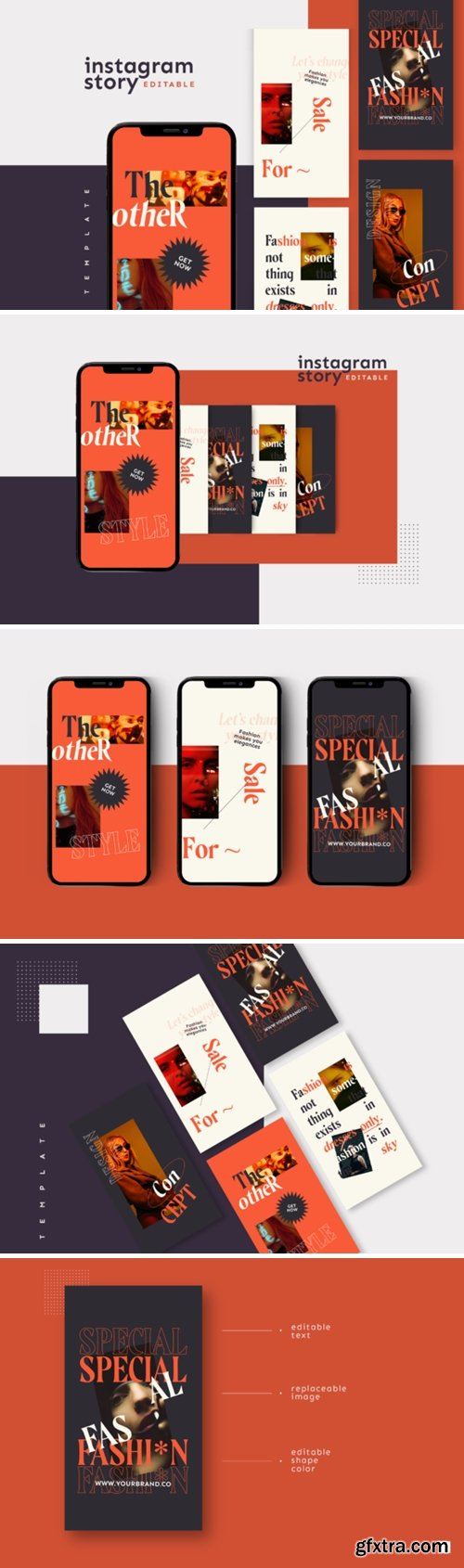 Instagram Story Template 2654456