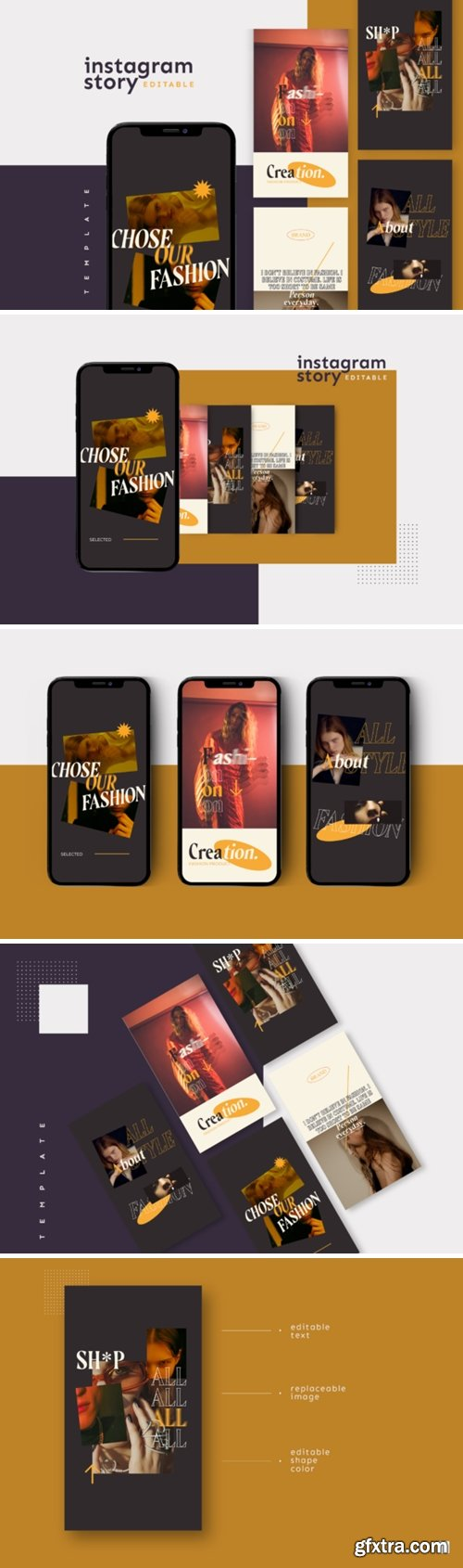 Instagram Story Template 2654462