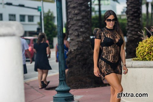Claudia Romani - Miami, August 28, 2019