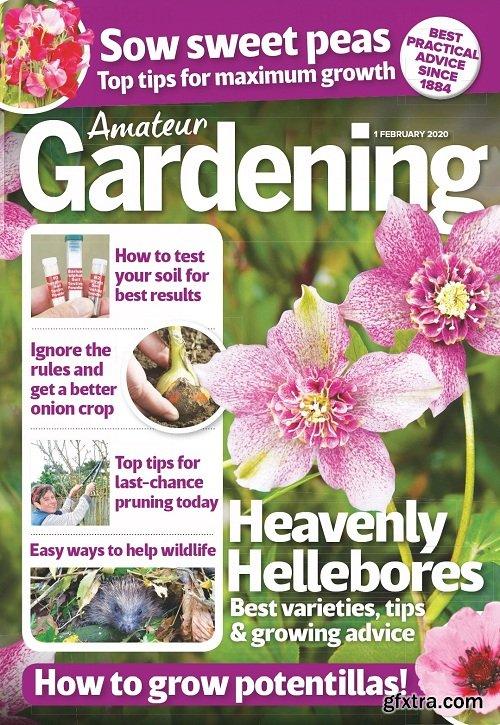 Amateur Gardening - 1 February 2020