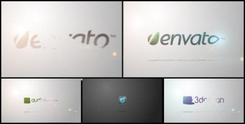 Videohive - Clean Logo Reveal 2