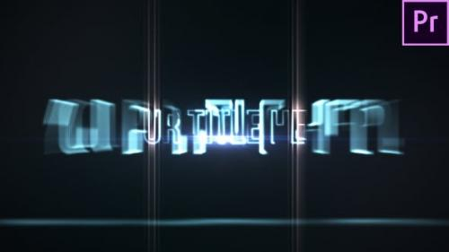 Videohive - Epic Title Sting