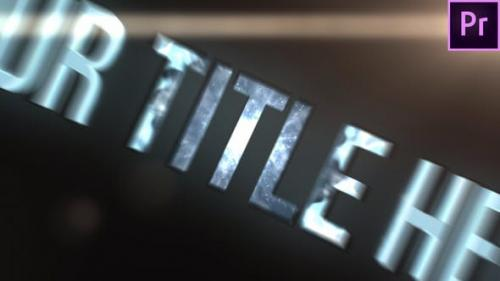 Videohive - Fast Energy Zoom Title