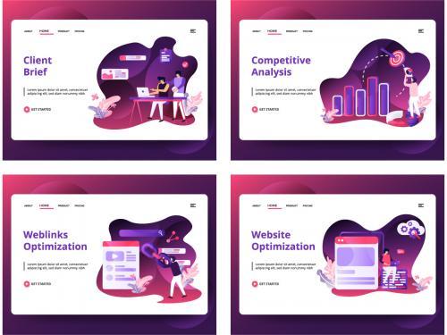 Set of web page design templates - set-of-web-page-design-templates-2a9c2f9d-cdd2-49a2-bbde-f5854ea21e98