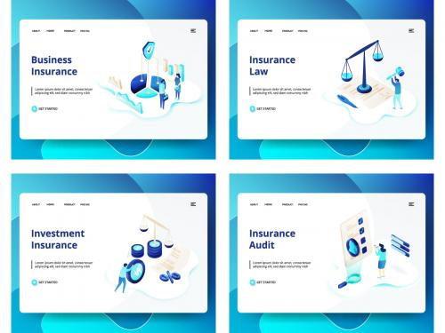 Set of web page design templates - set-of-web-page-design-templates-acf21362-83fb-4a09-9a1b-98afe584bc24