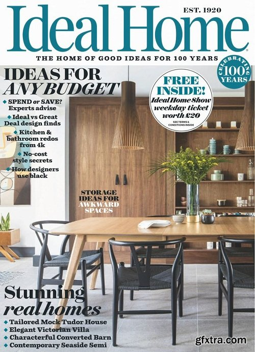 Ideal Home UK - March 2020