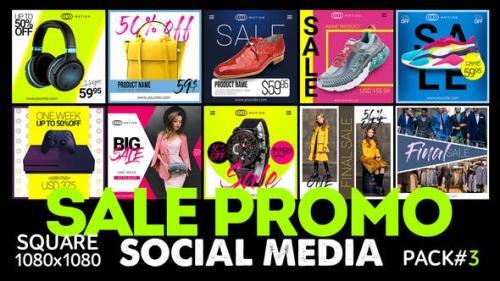 Videohive - Social Media - SALE Promo