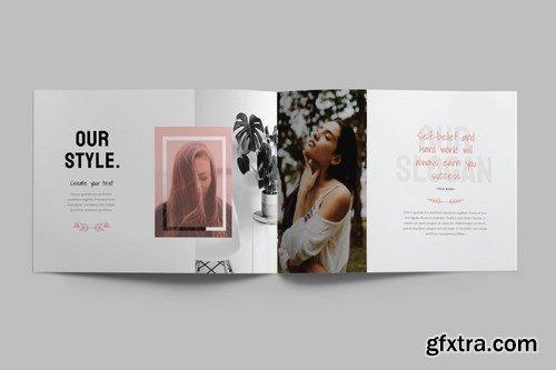 Look my book Brochure Portrait V.63