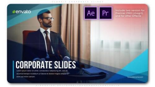 Videohive - Classic Corporate Slides