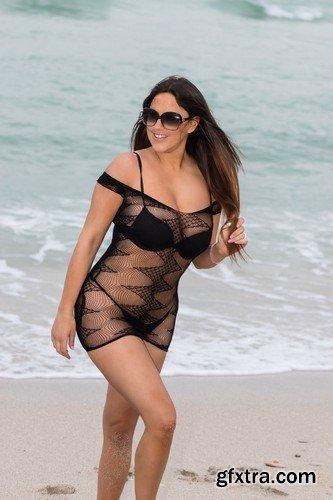 Claudia Romani - Miami, November 20, 2019