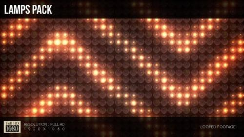 Videohive - Lamps Pack 01