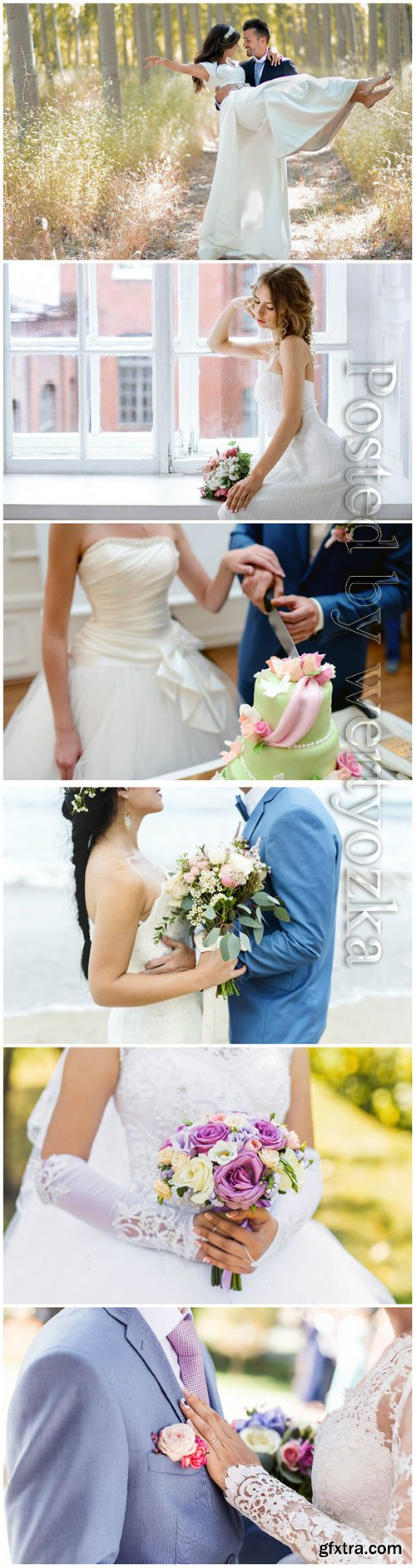 Wedding beautiful stock photo
