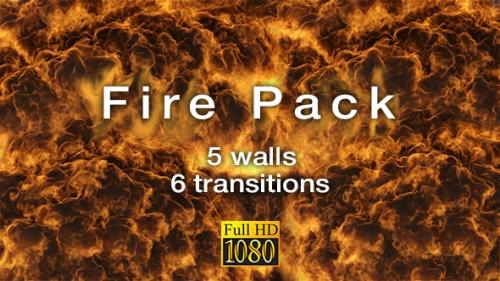 Videohive - Fire Pack