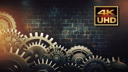 Videohive - Gear Zone