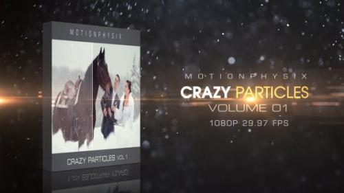 Videohive - Crazy Particles Vol 1