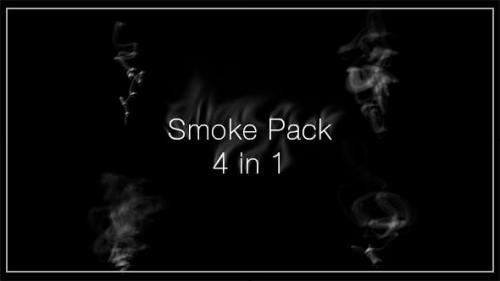 Videohive - Smoke Pack 4in1