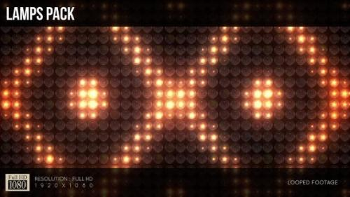 Videohive - Lamps Pack 02
