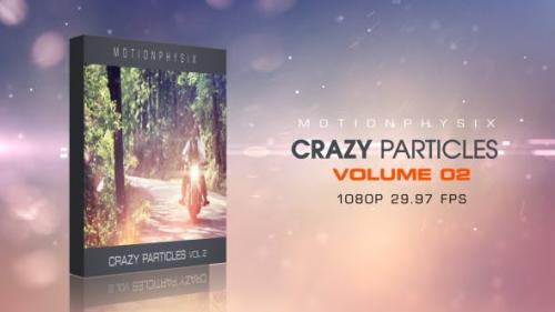 Videohive - Crazy Particles Vol 2