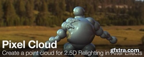 Pixel Cloud 1.7 for After Effects Win