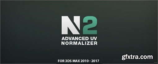 Advanced UV Normalizer v2.4.2 for 3ds Max 2010 - 2020