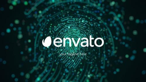 Videohive - Cyber Safe Logo Reveal Pack