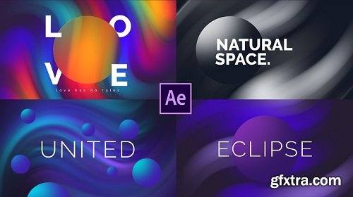 Modern Liquid Title Animation in Adobe After Effects