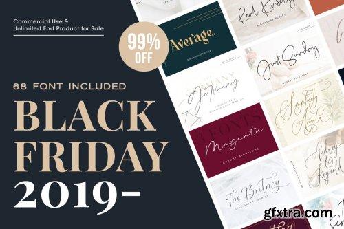 CreativeMarket - BLACK FRIDAY SALE 2019 4339481