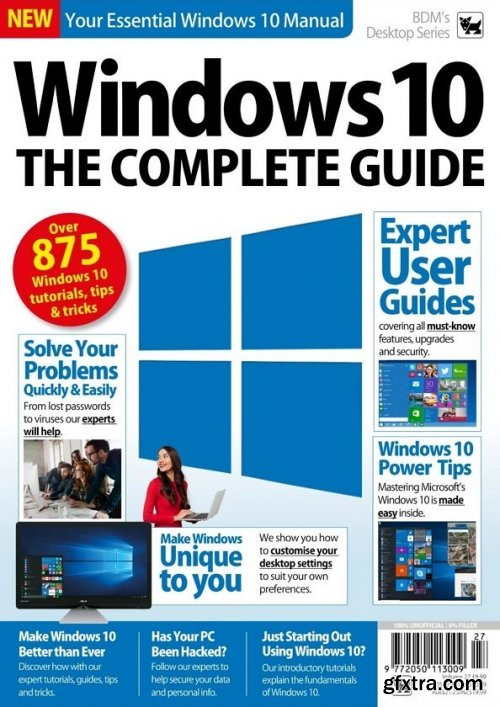 Windows 10: The Complete Guide - Volume 27 2019 (HQ PaDF)