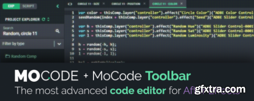 MoCode 1.0 for After Effects