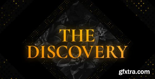 The Discovery - Luxury Opener - After Effects 346235