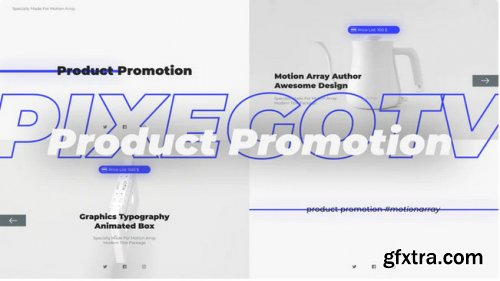 Product Promotion - After Effects 346316