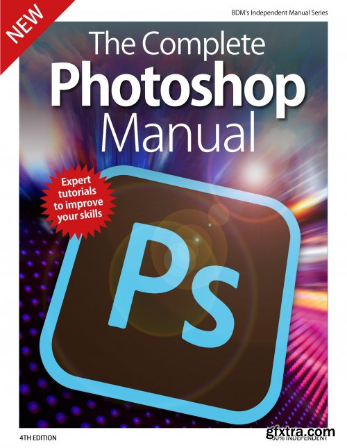 The Complete Photoshop Manual – 4th Edition 2019 (HQ PDF)