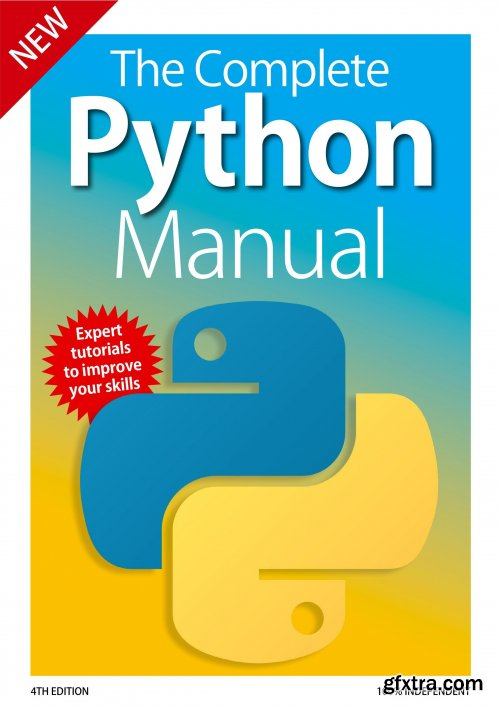 The Complete Python Manual – 4th Edition 2019 (HQ PDF)