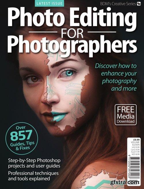 Photo Editing for Photographers - VOL 11, 2019 (HQ PDF)