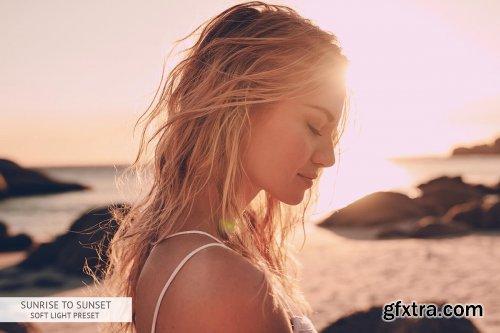 CreativeMarket - Sunrise to Sunset Mobile Presets 4423356