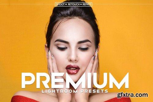 CreativeMarket - 10 Premium Lightroom Presets 4424231
