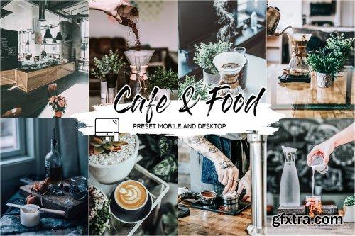 CreativeMarket - CAFE & FOOD FILM LIGHTROOM PRESETS 4433385