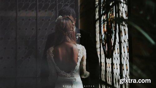 CreativeMarket - Cinematic Wedding LUTs 4431456
