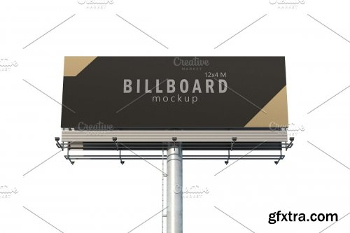 CreativeMarket - Billboard Mockups vol. 01 FH 4456662