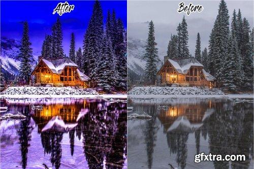 CreativeMarket - REAL ESTATE LIGHTROOM PRESETS 4439213