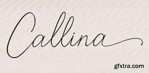 Callina Regular