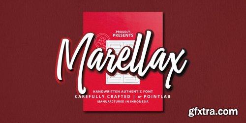 Marellax Script Regular