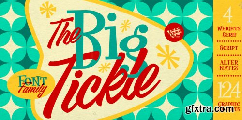 VVDS Big Tickle Complete Family